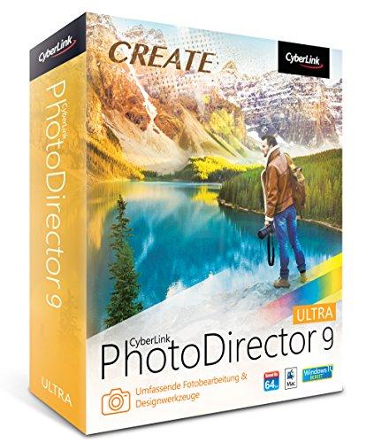 Cyberlink PhotoDirector 9 Ultra Software