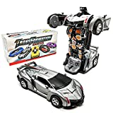 Toy Cars for 2-6 Year Old Boys, Friction Powered Car Truck Toys for 2-8 Year Old Boy, Transforming Toys Cars for Children, Most Popular Birthday Presents for Boys Age 2, 3, 4, 5, 6, 7