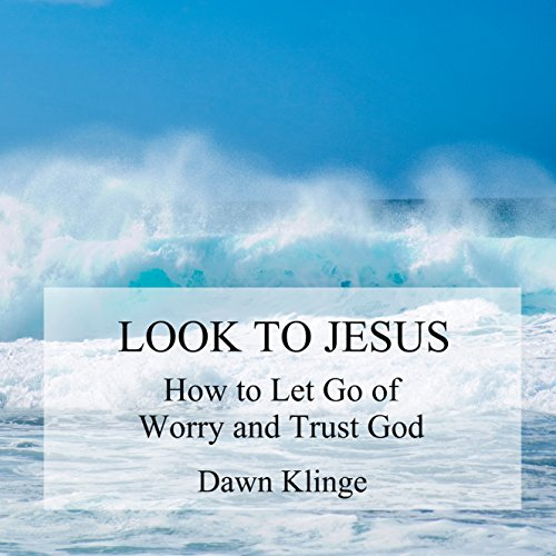 Look to Jesus audiobook cover art