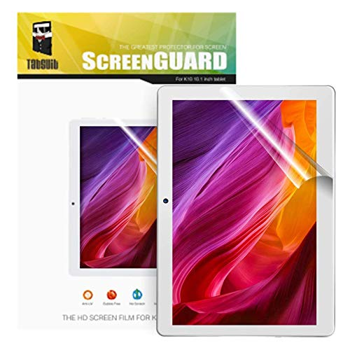 Protector de Pantalla para Dragon Touch K10 Tablet 10.1 pulgadas (3 Pack)