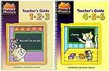 Primary Phonics Teacher s Guide Set (2 Books) - Teacher s Guide 1.2.3 and Teacher s Guide 4.5.6