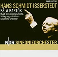 Bartok: Music for Strings, Percussion and Celesta, Concerto for Orchestra