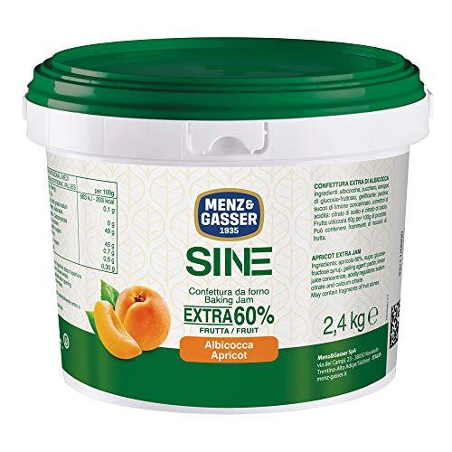MENZ&GASSER Confettura Extra Albicocca Sine Secchiello - 2400 g
