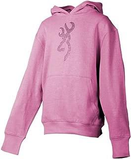 Youth Bling Sweatshirt Light Pink