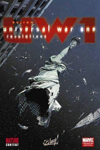 Universal War One - Revelations by Denis Bajram (August 26,2009)