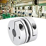 Adaptador de acoplamiento de eje, acoplador de eje ligero resistente a la corrosión de tamaño...