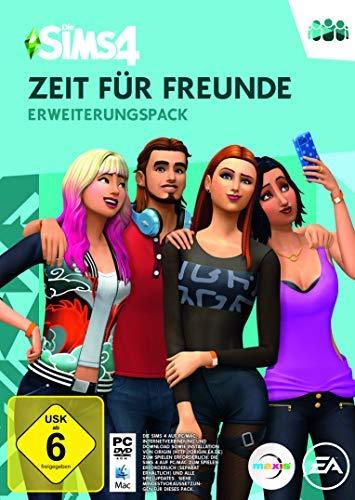 Die Sims 4 - Zeit für Freunde (EP 2) [PC Code - Origin]