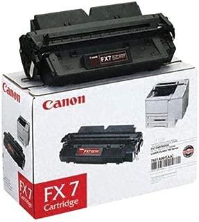 Canon P4500/L2000IP Fax Toner Cartridge Black FX7