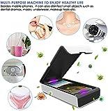 UV Sterilisator Box Multifunktional UV Handy Sterilisator Aromatherapie und Automatische Desinfektion(Masken,Handschuhe,Babyflaschen und Gläser iPhone Android-Handys)