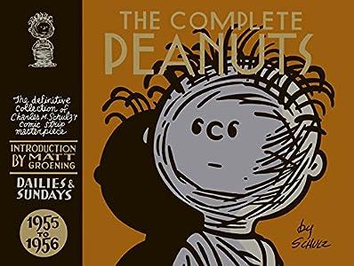 The Complete Peanuts 3巻 表紙画像