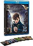 Animales Fantásticos Y Donde Encontrarlos + Postales Criaturas Magicas Blu-Ray [Blu-ray]
