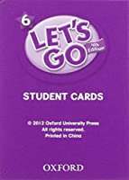 Let's Go 4/E: 6 Student Cards