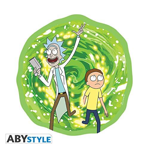 ABYstyle - RICK Y MORTY - Alfombrilla de raton - Portal