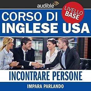 Incontrare persone (Impara parlando) copertina