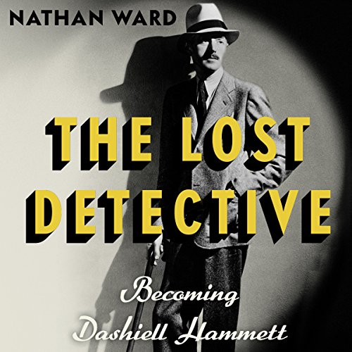 The Lost Detective audiobook cover art