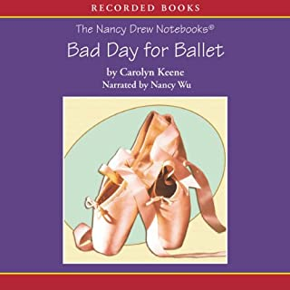 Bad Day for Ballet audiobook cover art