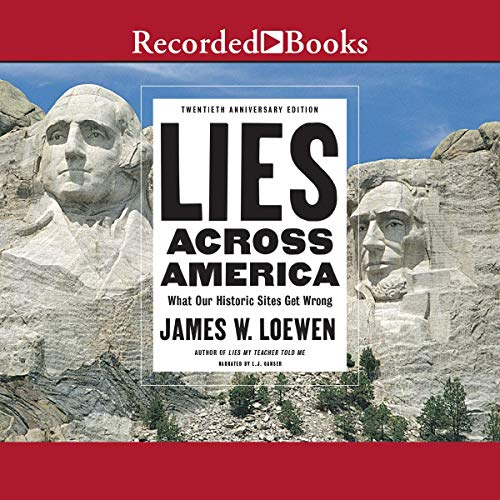 Couverture de Lies Across America