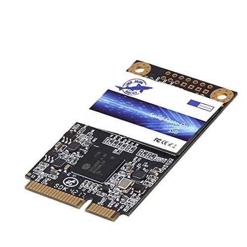 Dogfish Msata 128GB Internal Solid State Drive Mini Sata SSD Disk (128GB)