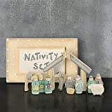 New East of India Boxed Nativity Set by East of India