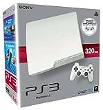 PS3 320GB White+DS3 White