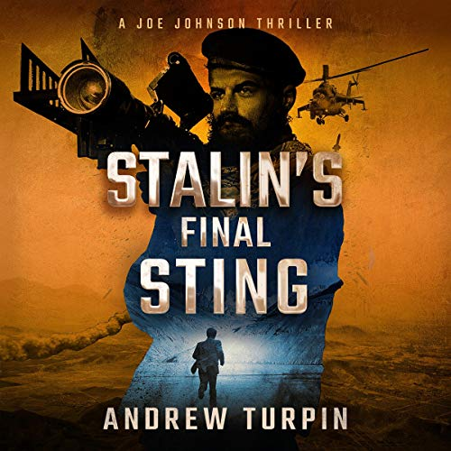 Stalin's Final Sting Audiobook By Andrew Turpin cover art