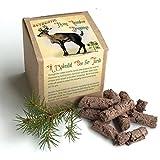 Authentic Flying Reindeer Droppings (Sunflower Seed Pellets Packaged as Reindeer Poop for Christmas Gifts)