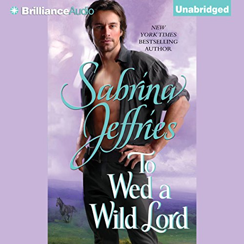 To Wed a Wild Lord audiobook cover art