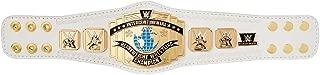 WWE White Intercontinental Championship Mini Replica Title Belt