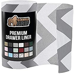 10 Best Plastic Drawer Liners