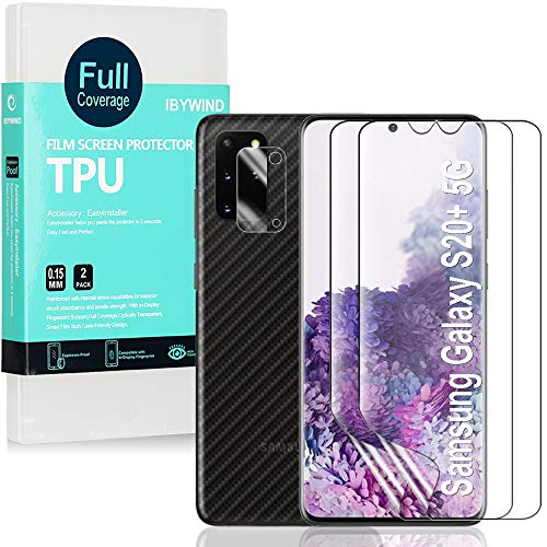 Ibywind Protector de Pantalla para Samsung Galaxy S20+ / S20 Plus 5G...