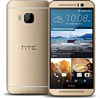 HTC One M9 - 32GB, 4G LTE, Gold