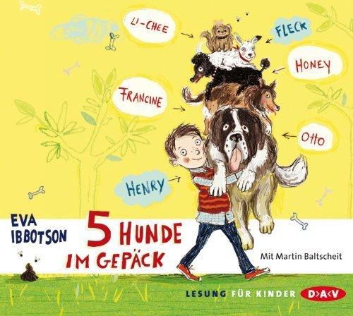 5 Hunde im Gepäck by Unknown(2015-04)