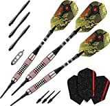 Viper Ranger 80% Tungsten Soft Tip Darts, 16 Grams