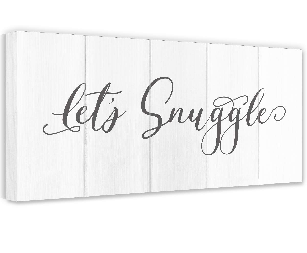 Let's Snuggle - Unframed Print Not Outlet sale feature on Wood Hou Printed price Great