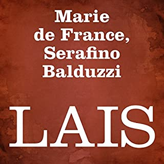 Lais audiobook cover art