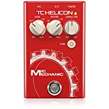 TC-Helicon TC Helicon TC Helicon VoiceTone Mic Mechanic 2 Reverb, Delay, Pitch Correction Pedal