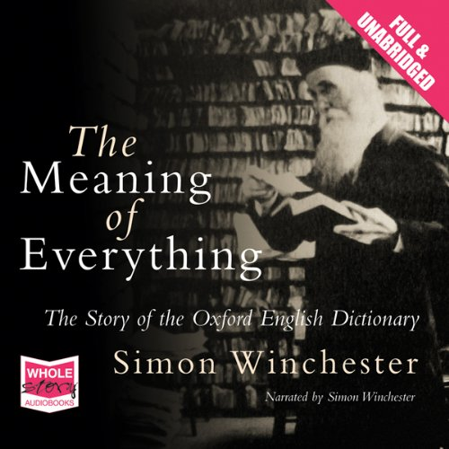 The Meaning of Everything cover art