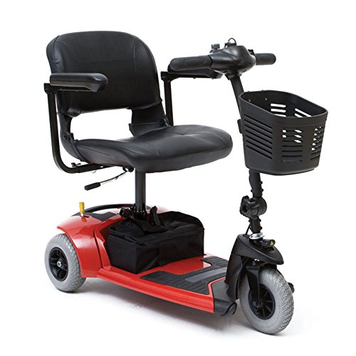 Discover Bargain Travel Pro 3-Wheel Mobility Scooter by Pride
