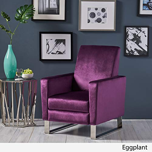 The Brightwood modrn recliner is a recliner chair made for small spaces