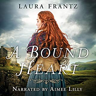A Bound Heart                   By:                                                                                                                                 Laura Frantz                               Narrated by:                                                                                                                                 Aimee Lilly                      Length: 11 hrs and 24 mins     57 ratings     Overall 4.8