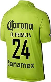 O. Peralta #24 Club America Third (3rd) Soccer Jersey