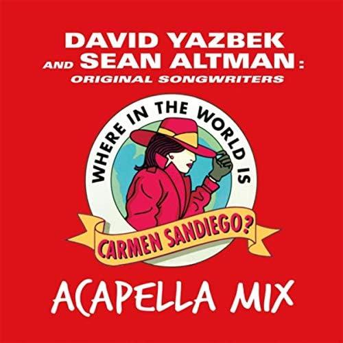 David Yazbek & Sean Altman