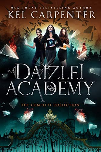 Daizlei Academy The Complete Series product image
