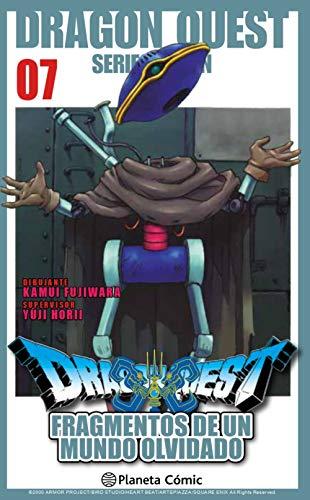 Dragon Quest VII nº 07/14: Fragmentos de un mundo olvidado
