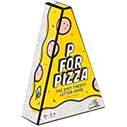 P for Pizza The Freshest Family Board Game You'll Taste All Year
