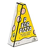 P for Pizza: A Word Race to Build a Giant Pizza Slice   Best New Family Board Games