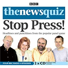 The News Quiz - Stop Press!