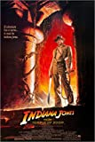 Poster 61 x 91 cm: Indiana Jones und der Tempel des Todes