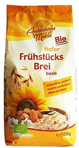 Antersdorfer Mühle Hafer Frühstücksbrei (1 x 500 g) - Bio