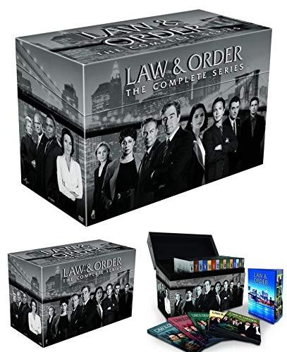 Law & Order: The Complete Series (Seasons 1-20 Bundle) DVD